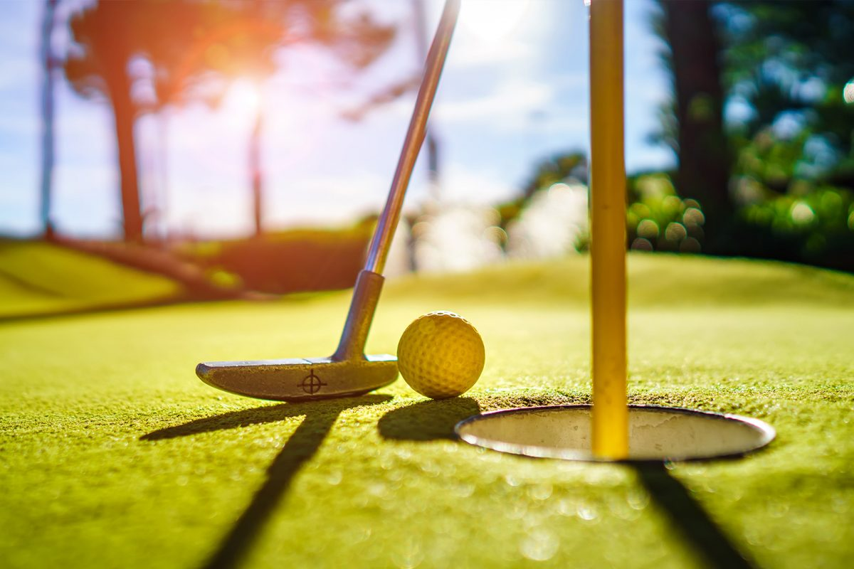 Book Your Golf Lessons in Sydney