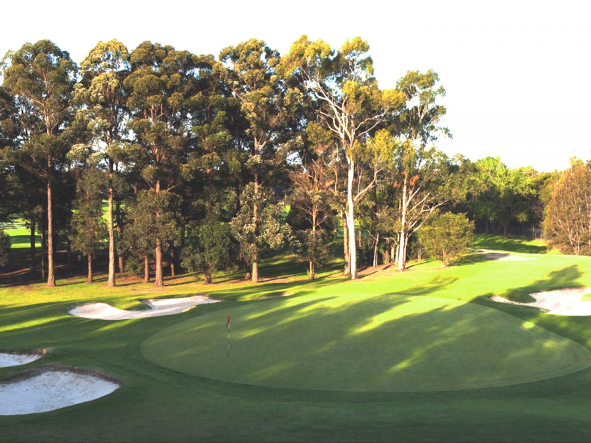 Corporate Golf Membership
